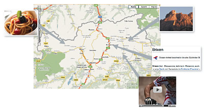 Bettr.info Map